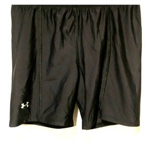 Ladies Under Armour workout shorts.